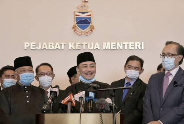 UMNO, BN Tidak Puas Hati? Mana Ada – Ketua Menteri Sabah